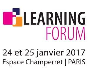 Ilearning forum paris 2017 for Salon e learning porte de champerret
