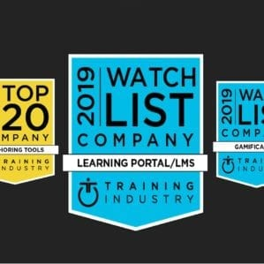 Training Industry – Learning Portal / LMS Watchlist 2019
