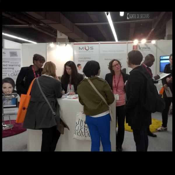 iLearning Forum Paris 2017