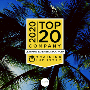 🏅 Top20 Plateformes LXP 2020 | Training Industry