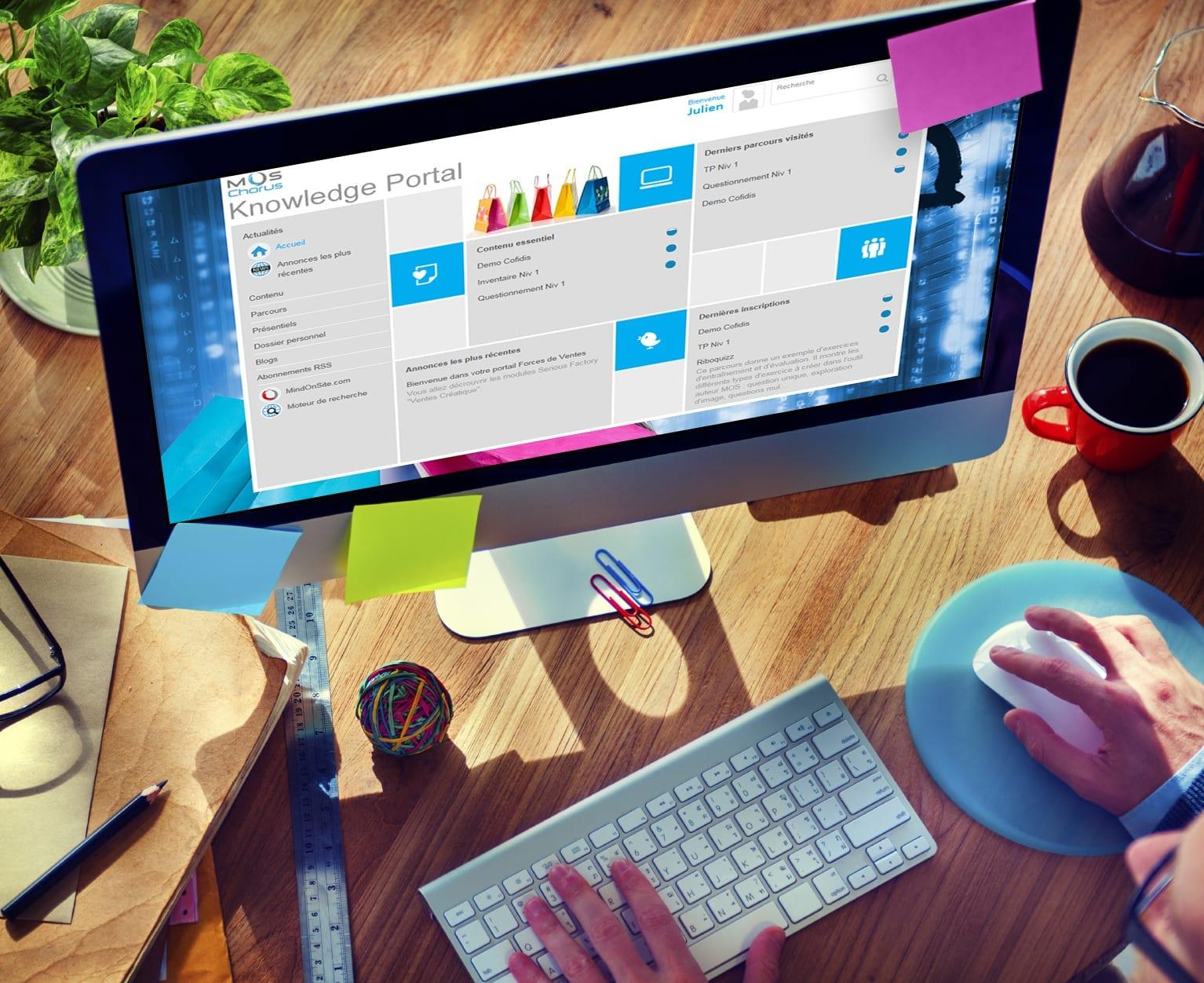 Webinaire - Lancez vos formations digitales en toute simplicité avec des portails clé en main !