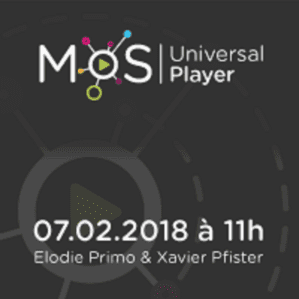 Webinaire: Mobile learning | MOS Universal Player