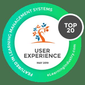 Top20 Logiciels LMS – Experience Utilisateur | eLearning industry